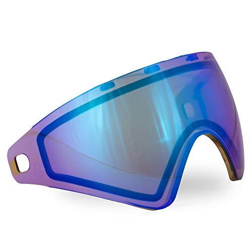 Bunkerkings CMD/Virue VIO Thermal Maske Ersatzglas - HD Azure