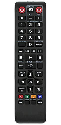 Ersatz Fernbedienung for Samsung Blu-RayPlayer BD-J4500
