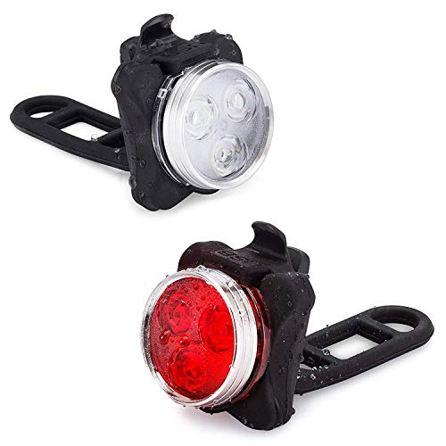 Wrangler Wheel - Bicycle Light Set - USB...