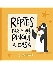 Reptes per a un pingüí a casa