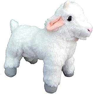 Adore Plush Company ADORE 12 Standing Cashmere the Kid Goat Plush Stuffed Animal Toy