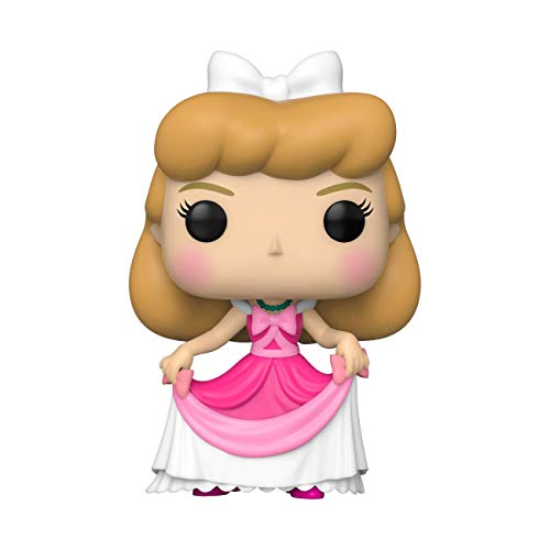 Funko 45649 POP Disney Cinderella in Pink Dress Collectible Toy, Multicolour