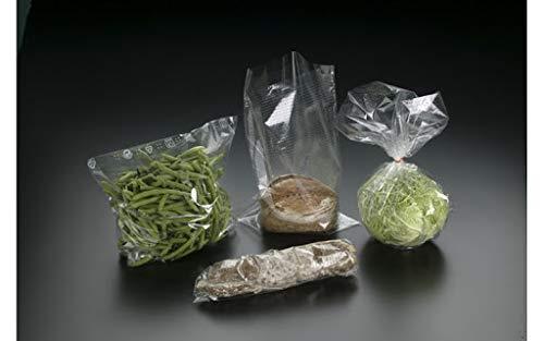 200 bolsas microperforadas transparentes de plástico perforadas aptas para el contacto directo con los alimentos, varias medidas (20 x 30 cm)