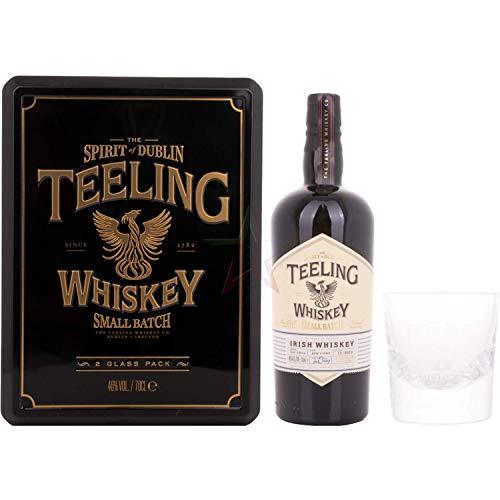 Teeling Whiskey SMALL BATCH Irish Whiskey Rum Cask Finish 46% - 700 ml in...