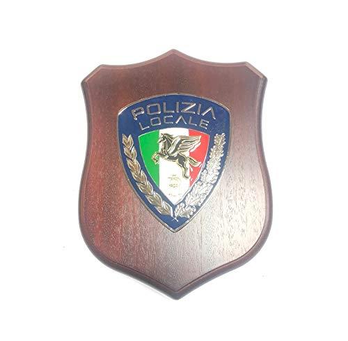 Crest - Cuadro de policía local PL Pegaso nuevo logotipo nacional Art. 955