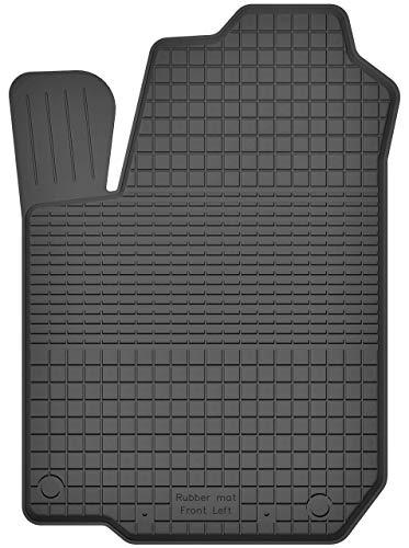 KO-RUBBERMAT 1 Stück Gummimatte Fußmatte Fahrer geeignet zur OPEL Mokka (Bj. ab 2012) ideal angepasst