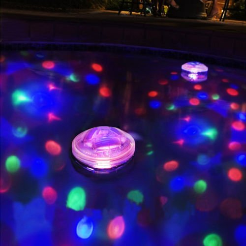 Led Underwater Lights Sunny Colorful Bath Led Light Toys Floating Underwater Led Disco Party Light Glow Show Swimming Pool Pond Hot Tub Spa Bath Lamp Lights Lights & Lighting