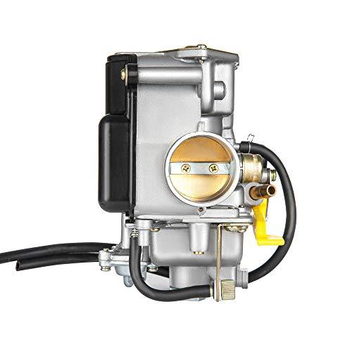 PUCKY Carburetor for Honda TRX400X 2x4 2009-2015 TRX 400 Honda Sportrax 400 TRX400EX 2x4 1999-2008 ATV Replaces 16100-HN1-A43