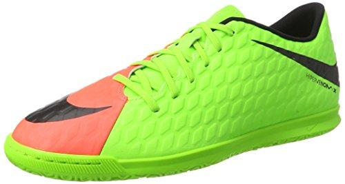 NIKE Hypervenomx Phade III IC, Zapatillas de Fútbol para Hombre