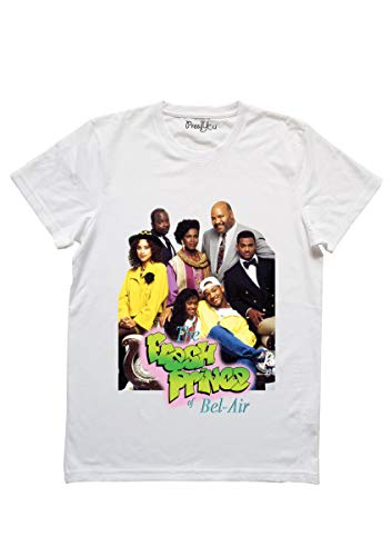 Le Herisson T-Shirt Willy The Fresh Prince of Bel Air De Prins van Bel Air Willy Smith Cast