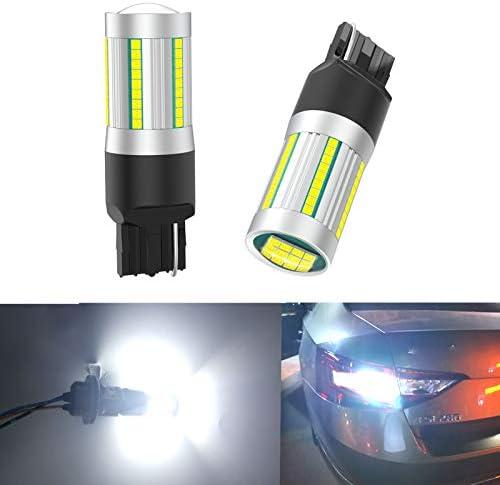 High Power T20 7440 LED Car Bulbs 6500K White 25W 7444 7440NA LED W21W Bulbs for Turn Signal product image