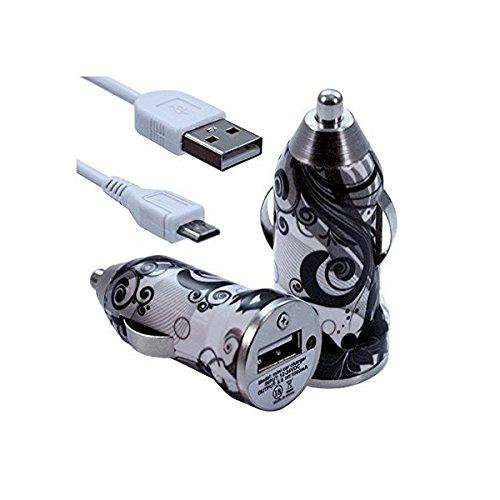 Seluxion-Cargador de coche, para USB CV11 P8000 Elephone