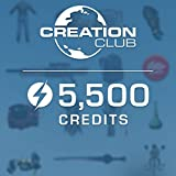 Skyrim Special Edition Creation Club: 5500 Credits - [PS4 Digital Code]