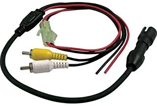 Voyager 31300006 Camera Connector, 4-pin Female Camera Adapter to RCA Connectors with Power, Used to Tie The Camera Into Multi-plexing Systems and/or Video and Digital Recorders
