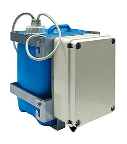 WAS0V5L5M00, waterreservoir 5 l, pomp met opvoerhoogte 5 m, 230 Vac-24 Vac-120 Vac