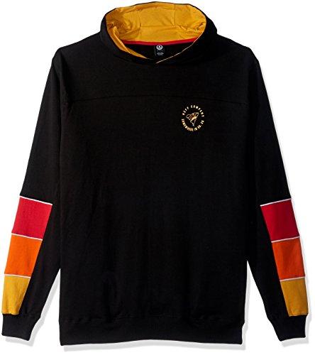Neff Herren Cruise Hoodie-Pullover Kapuzenpullover Sweatshirt Winter Sweatshirts & Hoodies für Männer & Frauen - Schwarz - Medium