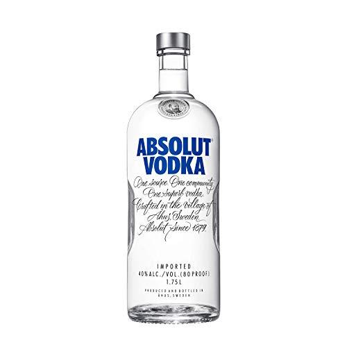 Absolut Vodka  Wodka (1 x 1.75 l)