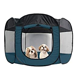 Furhaven Dog Playpen