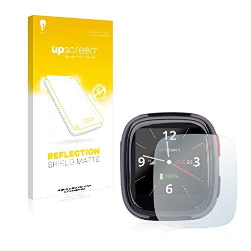 upscreen Entspiegelungs-Schutzfolie kompatibel mit SafeMotion S3 – Anti-Reflex Bildschirmschutz-Folie Matt