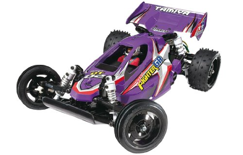 Tamiya - 57854l - Radio Commande - Voiture - Xb Super Fighter