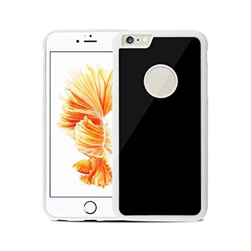 Adecuado para iPhone XS MaxXR X 8 7 6 6S Plus R 11 Samsung Galaxy S8 S9 Plus (Note 8 9 S9) funda antigravedad para teléfono