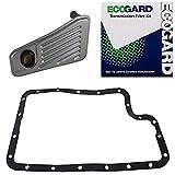 ECOGARD XT1213 Premium Professional Automatic Transmission Filter Kit Fits Ford F-150 5.4L 1997-2003, Expedition 5.4L 1998-2003, F-150 4.6L 1997-2003, F-150 5.0L 1990-1996, F-150 4.9L 1990-1996