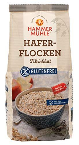 Hammermühle Haferflocken glutenfrei 500g