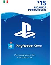 PlayStation Network PSN Card 15€ | Codice download per PSN - Account italiano