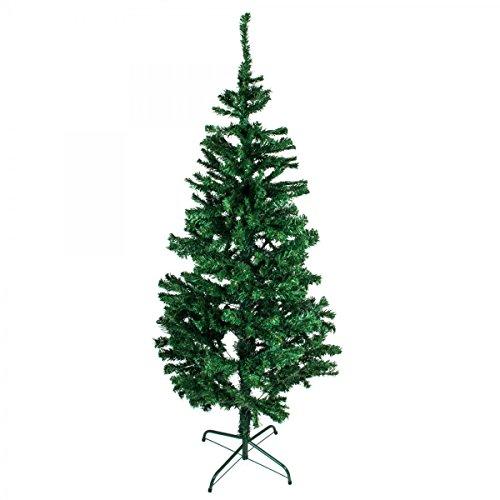 Weihnachtsbaum Grün 1,20m Christbaum Tannenbaum künstlich