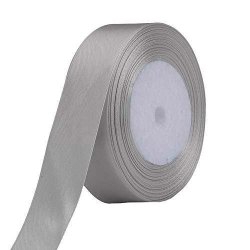 Rollo cinta satén doble cara 25 m WedDecor – Carrete
