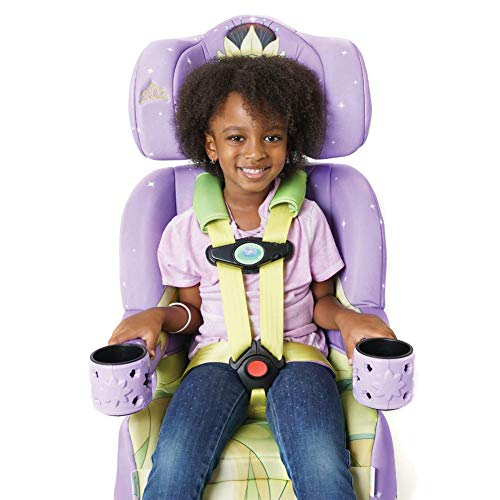 KidsEmbrace 2-in-1 Harness Booster Car Seat, Disney Tiana