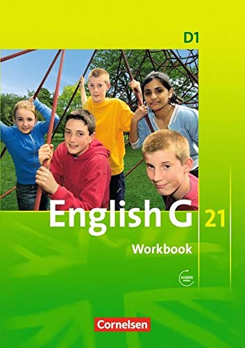 English G 21 - Ausgabe D / Band 1: 5. Schuljahr - Workbook mit Audio Materialien