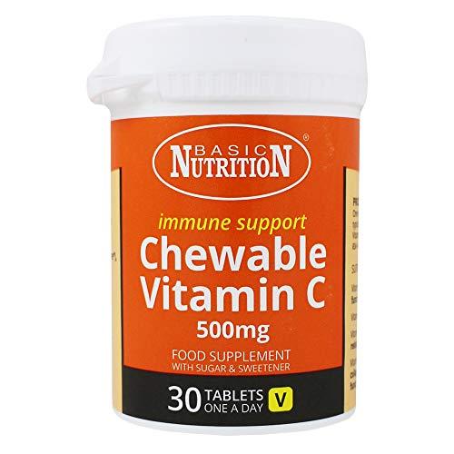1 x 30 Chewable Vitamin C Nutrition Immune Support