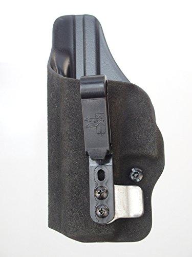 HSP Haley Strategic G-Code Incog Eclipse Full Guard IWB Tuckable Holster (for Glock 19 23 26 27 32 33, Left)