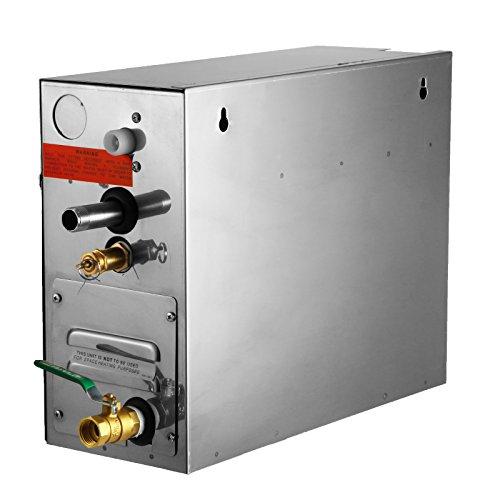 BuoQua 6KW Dampfgenerator Dusche Dampferzeuger Sauna Für Dampfbad Dampfdusche Und Dampfbäder Private Und Gewerbliche Dampfgerät - 2