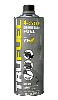 TruFuel 4-Cycle Ethanol-Free Fuel for Outdoor Power Equipment - 32 oz  Case of 6