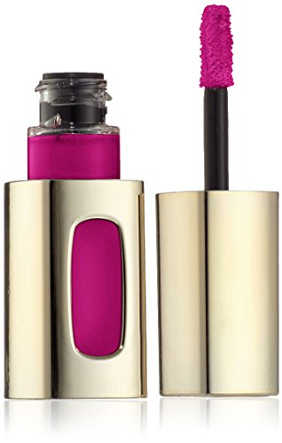 L'Oreal Paris Lippen Make-up Color Riche L'Extraordinaire, 401 Fuschia Drama / pflegende Kombination...