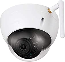 Dahua 4MP WIFI IR Dome Network Camera H.265 20fps@4M WDR 2.8mm fixed lens IP67 IK10 (US Model N41BL12-W OEM No Logo Local Support)