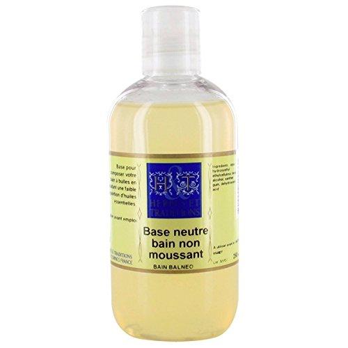 Herbes et Traditions Base Neutre Bain Non Moussant 250 ml