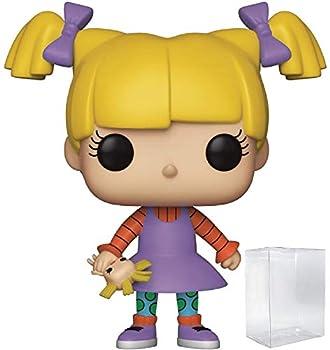 Funko Nickelodeon  Rugrats - Angelica Pop! Vinyl Figure  Includes Compatible Pop Box Protector Case
