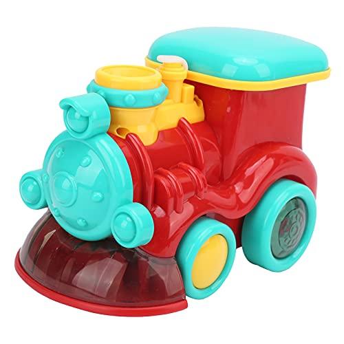 VGEBY Soplador de Burbujas automático, máquina eléctrica de Tren de Burbujas de...