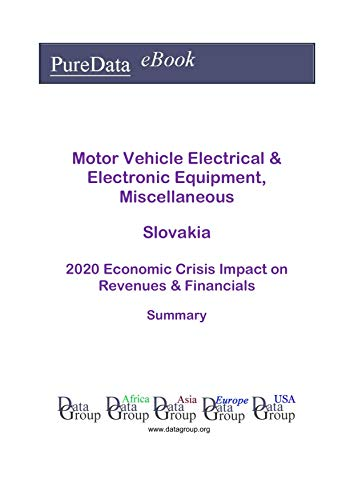 Motor Vehicle Electrical & Elect...
