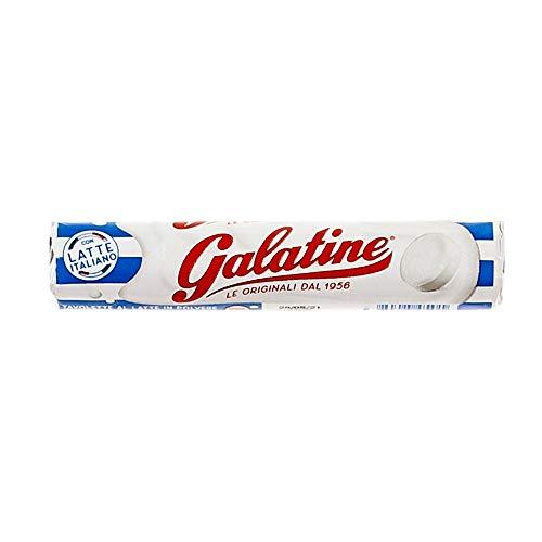 Galatine - Stick di Caramelle al Latte, Tavolette, 36 Grammi, 24 Unità