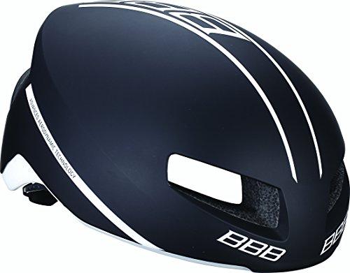 BBB Tithon BHE-08 - Casco - negro Contorno de la cabeza 52-55 cm 2018