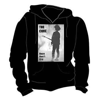 Boys Don''T Cry Pullover (BlkSM)