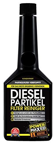 Diesel Partikelfilter Reiniger - Partikelfilter freibrennen und DPF reinigen 325ml - Einfüllen & Losfahren