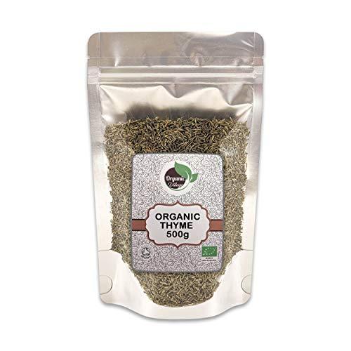 Organic Village - Organischer getrockneter Thymian (500 g)