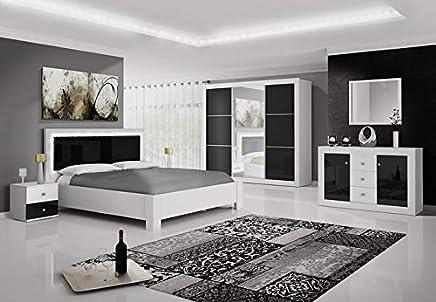 Amazon.fr : chambre complete adulte - Bois / Meubles / Ameublement ...