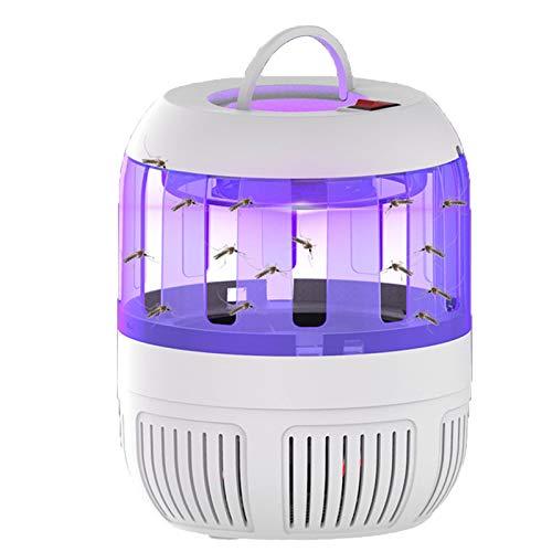 LANTING Lampade antizanzare,Mosquito Killer,zanzariera Magnetica,UV Lamp attira efficacemente zanzare e Insetti,Alto-efficiente Trappola Zanzare Anti Insetti per Casa Ufficio Patio Cucina.