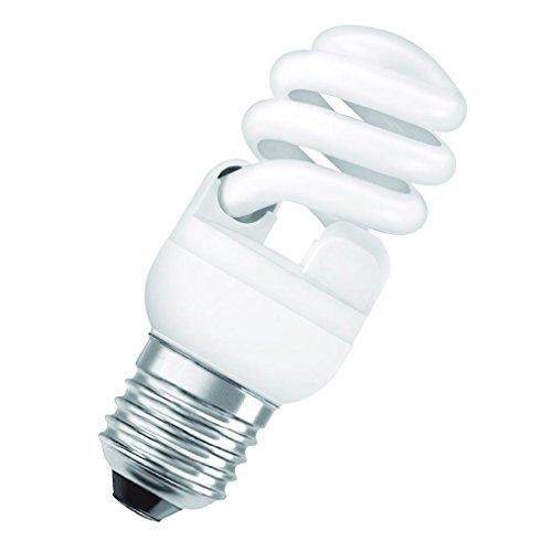 Brennenstuhl 1177731 compacte fluorescentielamp 12 W, glas, E27, 12 W, transparant